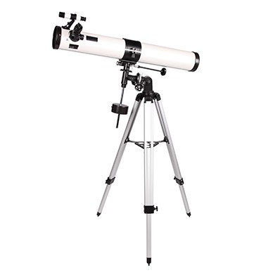 76//900 Newton Equartorial EQ-2 Reflector Astronomical